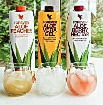 Forever Aloe Vera Gel - Aloe Vera Passion