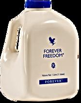 Forever Freedom : une pulpe naturelle à l'aloe vera qui agit pour atténuer les douleurs musculaires. Contient du soufre; compsé de chondroitine et de glucosamine, la pulpe Forever Freedom vous soulage des douleurs de l'arthrose.