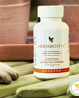 Vitamines Forever Absorbent C - Aloe Vera