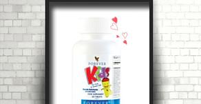 Voilà pourquoi Forever Kids est la vitamine essentielle pour votre enfant !
