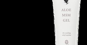 Gel d'Aloe MSM FOREVER : à découvrir absolument!