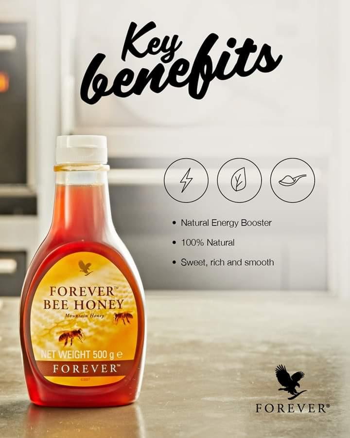 Miel Forever Bee Honey - Aloe Vera Passion