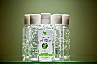Gel hydro alcoolique Aloe Vera Passion