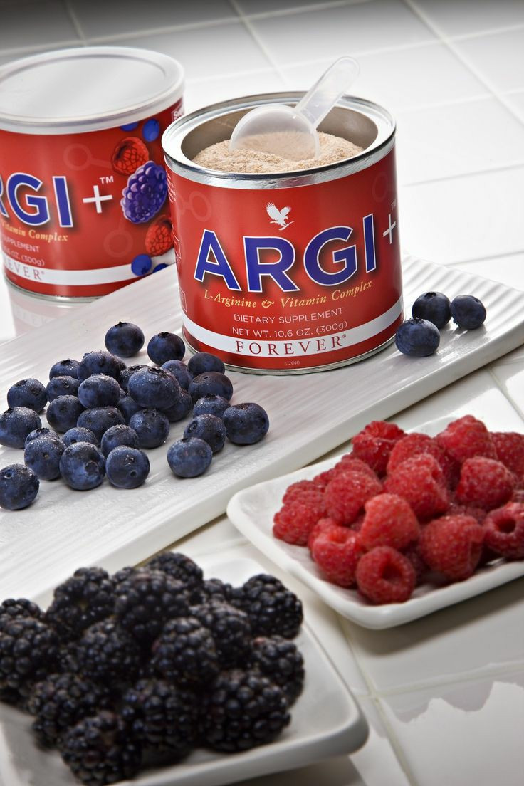 Argi+ pour le sportifs