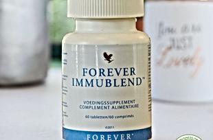 Forever-Immublend est le complément alimentaire pour renforcer vos défenses immunitaires+Aloe+Vera+Passion