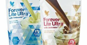 Zoom sur Forever Ultra Lite+ un coktail protéines et vitamines !