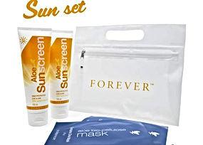 Produit solaire Forever | Aloe Vera Passion
