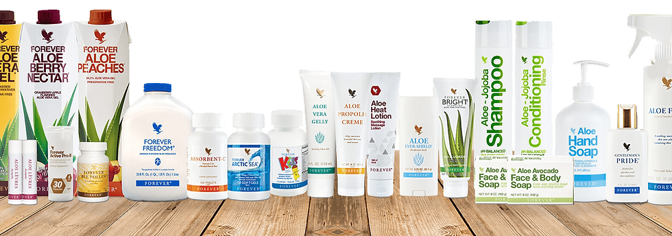 Pack GO TO FBO Devenir distributeur Aloe Vera Passion