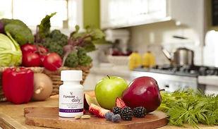 Forever Daily : le complément alimentaire comprenant des vitamines, des minéraux et des extraits de fruits  - Aloe Vera Passion