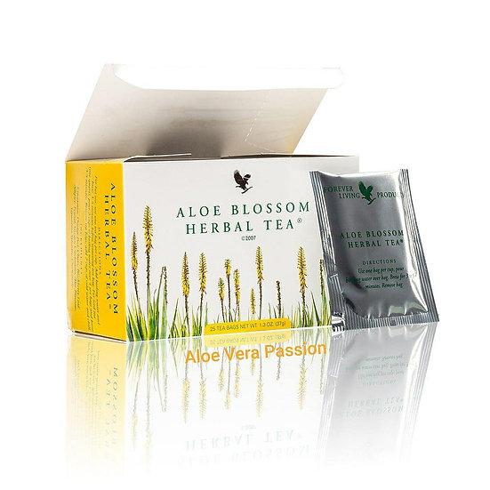 Infusion Fleurs d'aloès ou Blossom Herbal Tea