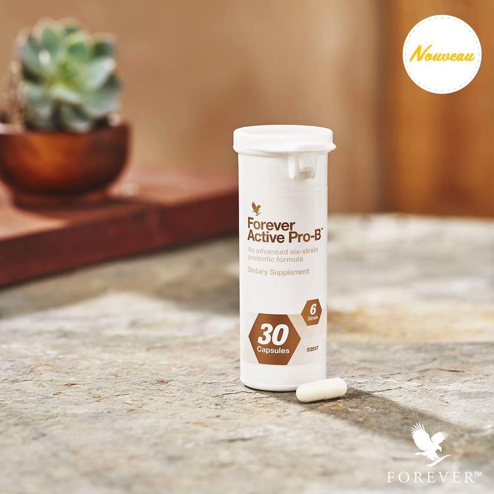 Complément alimentaire Forever Active Pro B pour la flore intestinale