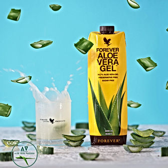 Découvrir Forever Aloe Vera Gel | Aloe V