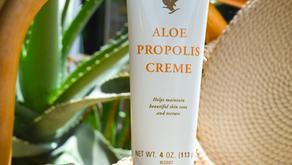 Comment utiliser efficacement la crème Aloe Propolis Forever ?