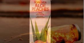 Forever Aloe Pêche pour augmenter votre niveau d'énergie!