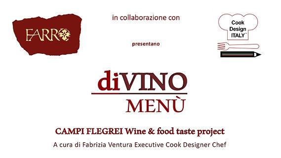 Cook Design e Vini Farro