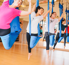 antigravity aerial barre fitness classes in hong kong