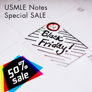 50% discount on all products! Black Friday!