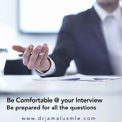 Interview Practice and Guidance