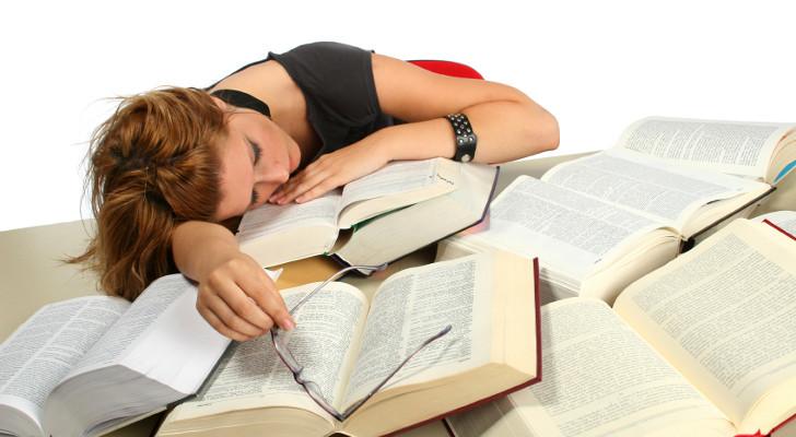 usmle fatigue studying