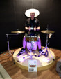 MARK WITH COGS DRUMS