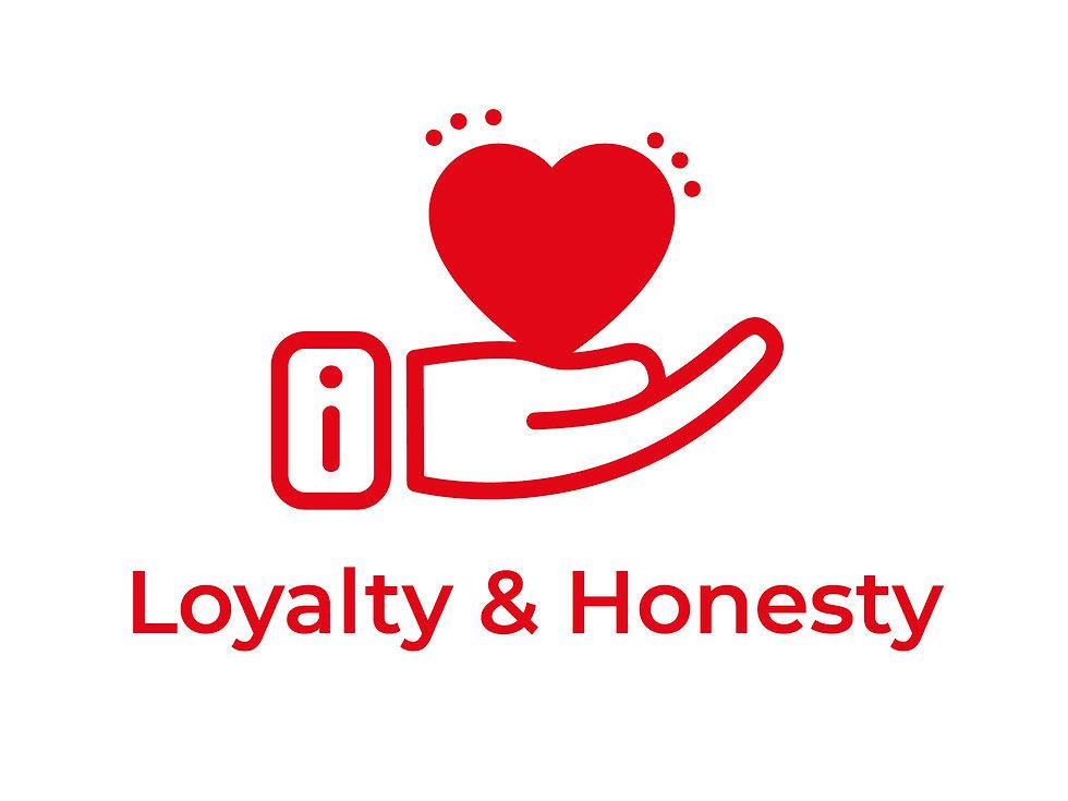 Embody loyality and honesty