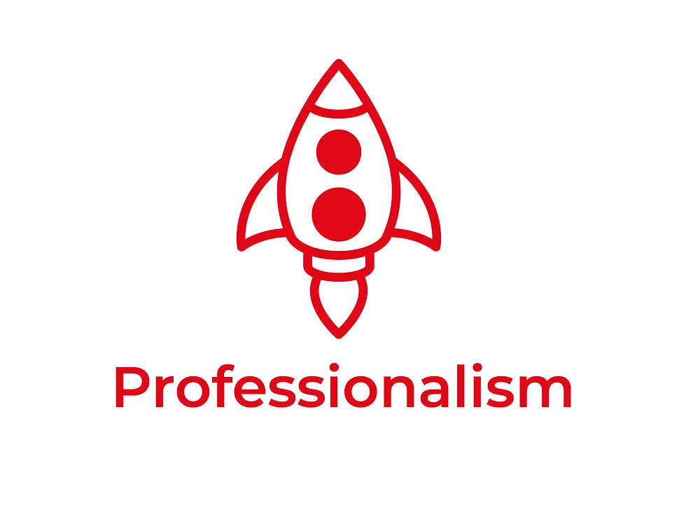 Professional in everythingwe do