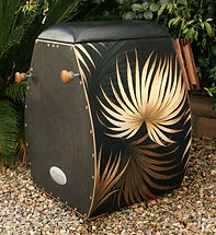 "Kingdom Kajon / Cajon PALM ""Signature Series Pro"" cajon box drum"