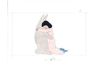 순간의순간,김한나,2018,애니메이션, 포옹1.jpeg