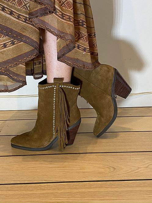 Alma en Pena korte støvler