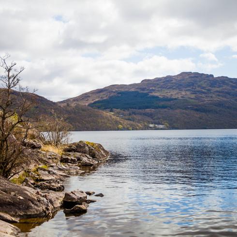 Loch Lomond, 2017