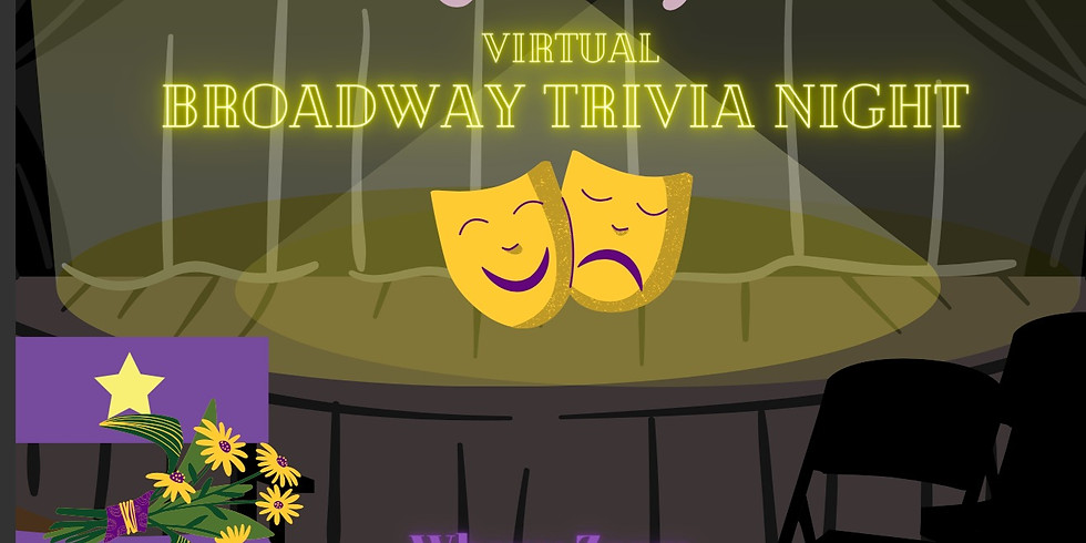 Broadway Trivia Night!