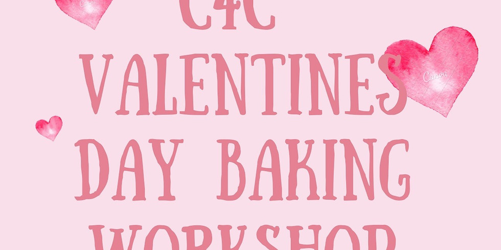 Valentines Day Baking Class!
