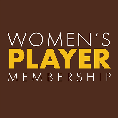 Women's Player Membership