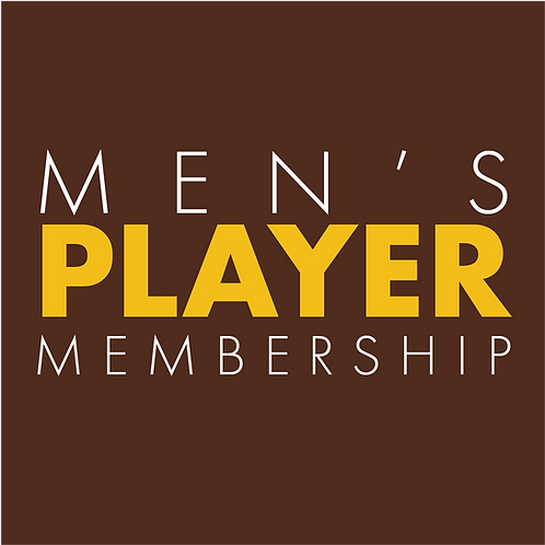 Men's Player Membership