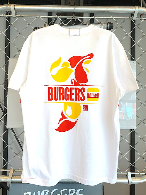 MHAK × BURGERS TOKYO ANNIVERSARY TEE