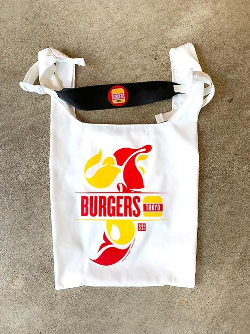 MHAK × BURGERS TOKYO ANNIVERSARY ECO BAG