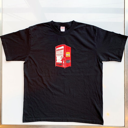 BURGERS × FERTZ VENDING MACHINE TEE