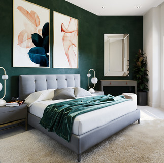 Broadoaks Bedroom
