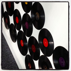 Record Wall DY