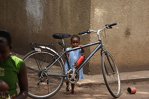 Bike for a Child