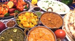 Indian Restaurant Royal Dinner