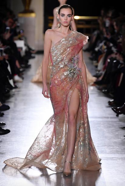 Elie Saab 2019 Spring Couture
