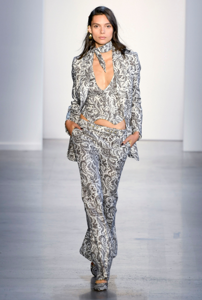 Zimmermann SS19 Ready to Wear - New York Fashion Week 2018