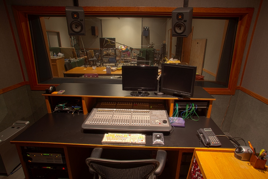 Westwind Media - Foley Stage