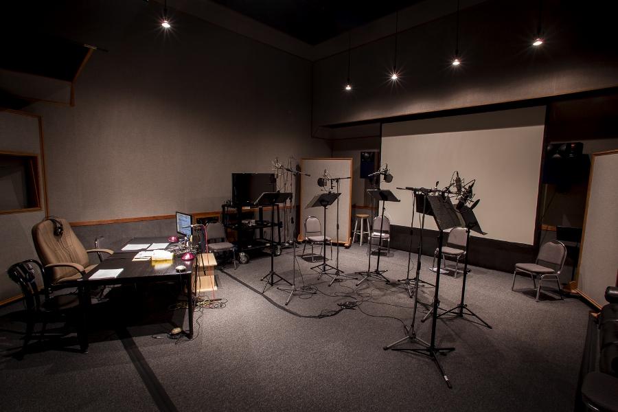 Westwind Media - ADR Stage