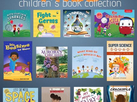 FREE Children's eBook Collection