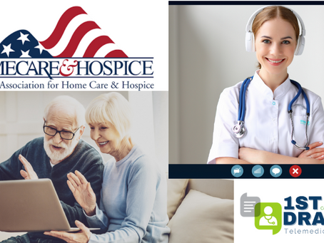 Implementing a Telehealth Solution Provides Home Care Professionals an Organized Virtual Option