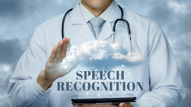 Dragon Medical One Cloud Based Speech Recognition