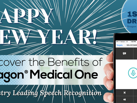 Start Off the New Year with Updated Cloud-based Speech Recognition Technology