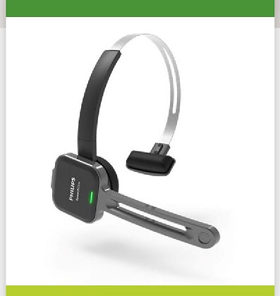 Philips SpeechOne Wireless Dictation Headset